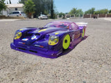 Delta Plastik 0174 Panoz GTR-1 Hybrid 1/8 Scale GT RC car body