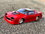 Delta Plastik 0179 ZGT28 Body 1/8 Scale GT RC car body