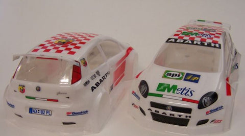 FT004  - Fiat Abarth (new)