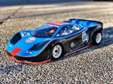 Delta Plastik 0094s - Mclaren GTR  1/8 Scale GP RC car body