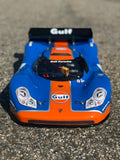 Delta Plastik 0083 - Porsche GTR 1/8 Scale GP RC car body