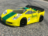Delta Plastik 0122 - McLaren 2 1/8 scale GT RC car body