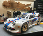 Delta Plastik 0111 - Porsche 911 1/8 scale GT RC car body