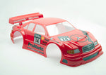 Delta Plastik 0161 - Mercedes C DTM 1/8 scale GT RC car body