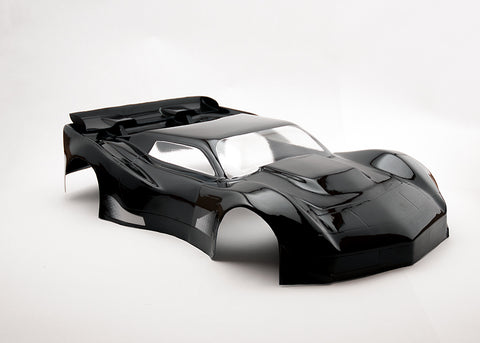 Delta Plastik 0121 - Corvette 1/8 scale GT RC car body