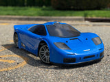 Delta Plastik 7500 - McLaren GTR 1 1/8 Scale GT2 360mm RC car body