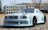 Delta Plastik 0137 - BMW M3  1/8 scale GT RC car body