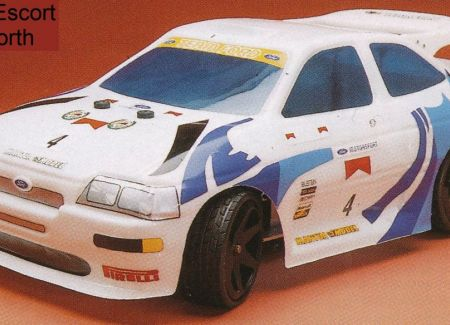 0156 - Ford Escort Cosworth