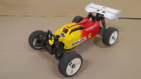 OFF50-1 Tekno Electric light weight racing body