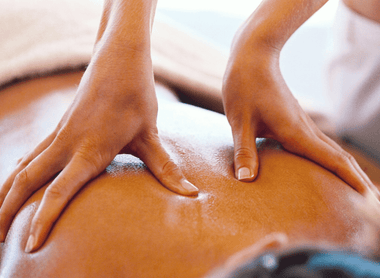 Ayurvedic Herbal oil massage (Abhayanga)