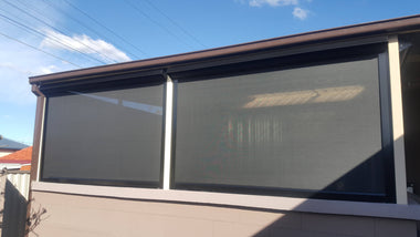 Outdoor Blinds - Sydney