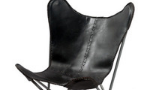 Butterfly Leather Chair - Sydney