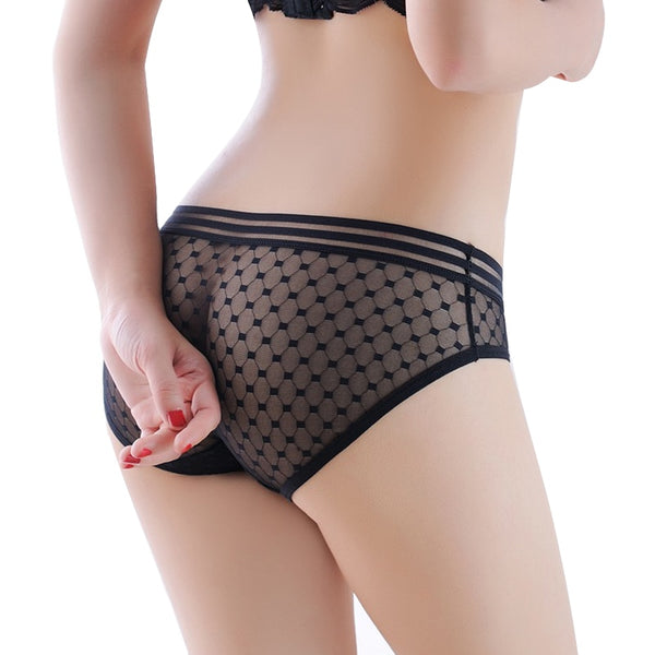 Women Seamless Low-rise Ultra-thin Panties