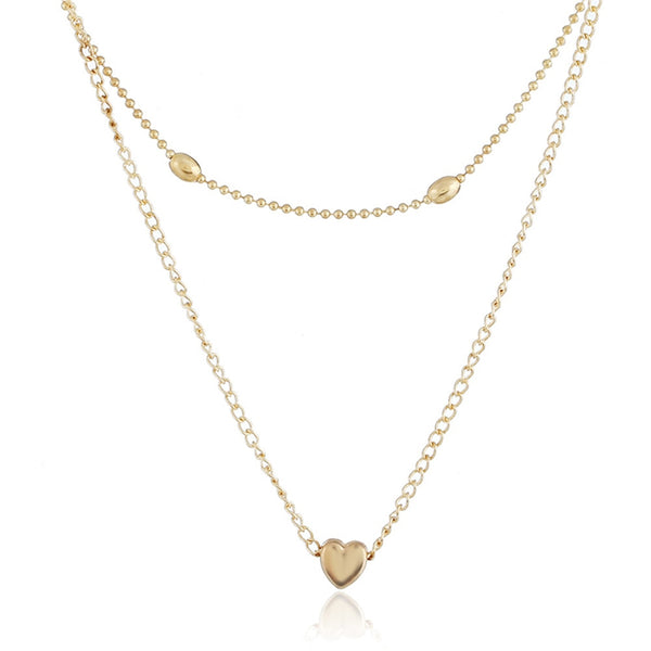 Elegant Heart Necklace