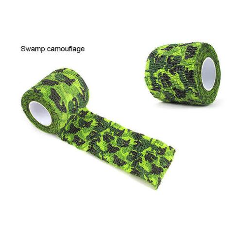 Self-adhesive Non-woven Camouflage Stealth Tape