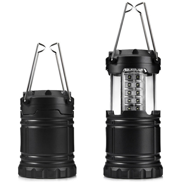Ultra-Bright LED Collapsible Camping Light