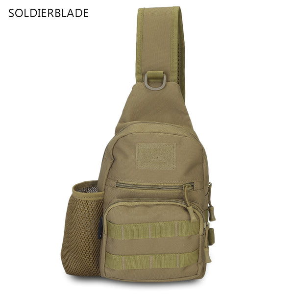 SOLDIERBLADE Military Tactical Camping Hiking Hunting Chest Bag