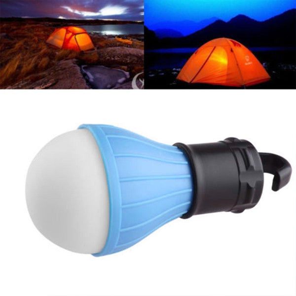 Multifunctional Outdoor Camping Working LED Tent Light Flashlight Portable Emergency Lamp Electric Torch