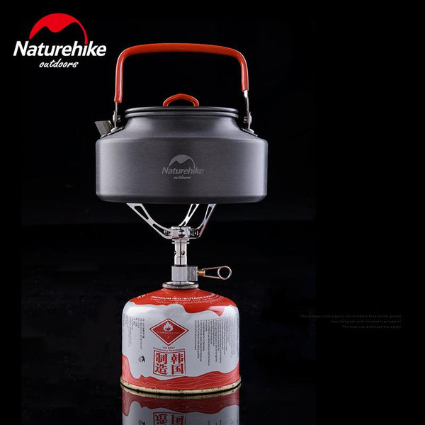 Naturehike Super Lightweight Portable Outdoor Survival Gas Stove Cooker