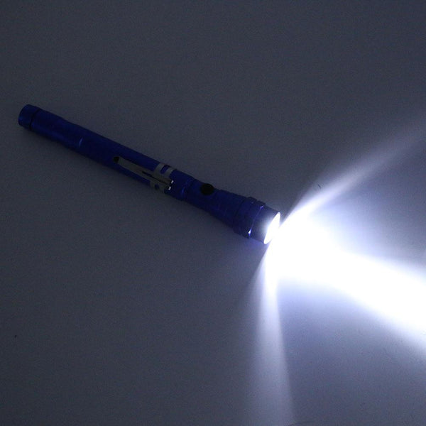 Tactical Telescopic Flexible Magnetic Torch Light