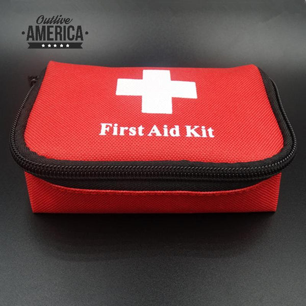 Emergency Mini First Aid Kit