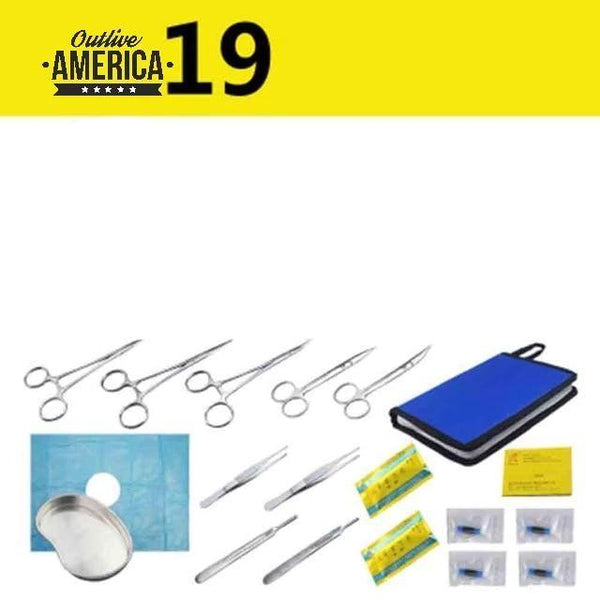 Medical Science Aids Surgical instrument tool kit/surgical suture package kits
