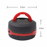 Multifunction Retractable Outdoor Camping Lights 3 Modes LED Flashlight Portable Lantern Tent Emergency Torch