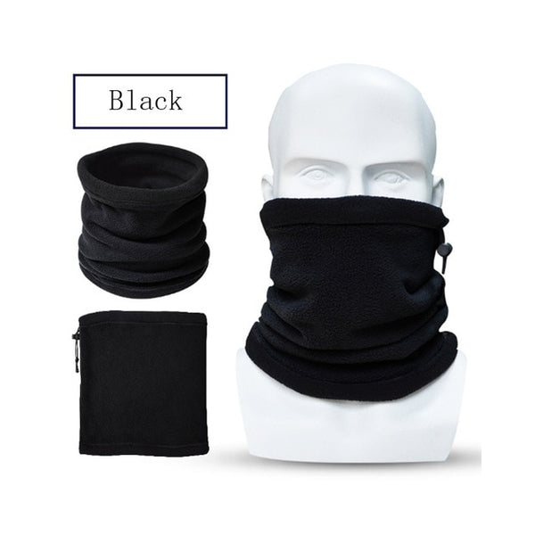 Men Sport Scarf Neck Warmer