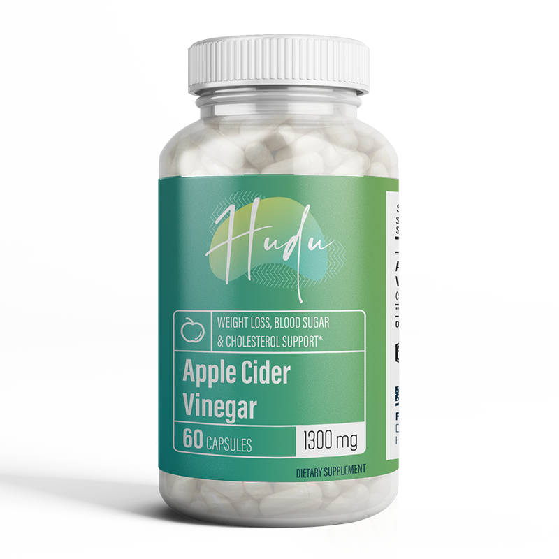 Apple Cider Vinegar 650mg