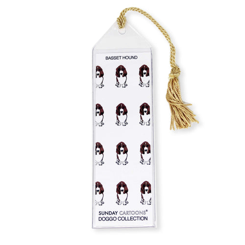 The Doggo Collection® - Basset Hound Dog Aluminum Plaque