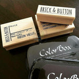 Custom Rubber Stamp | Customized Stamps | Wood Mount with or without Handle