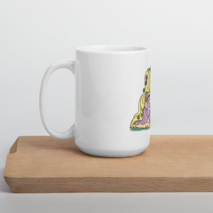 Tangled in Love Mug by TeamMould