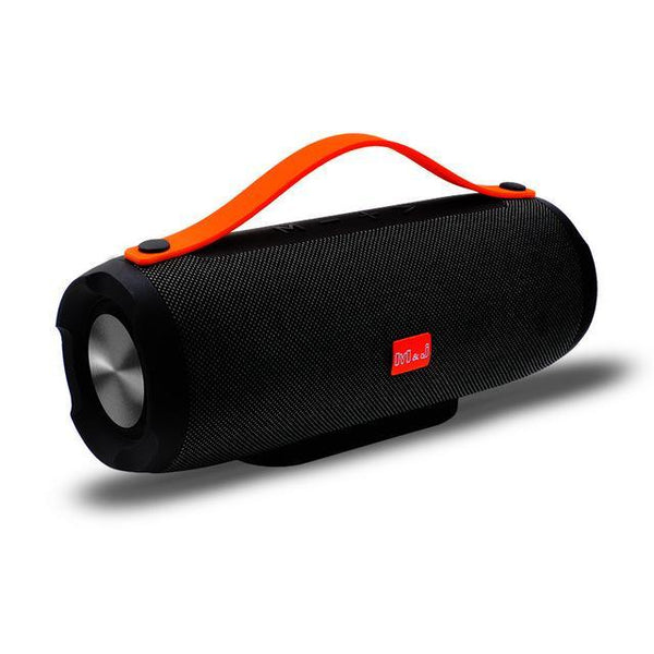 Portable 10W Bluetooth Stereo Speaker With Subwoofer