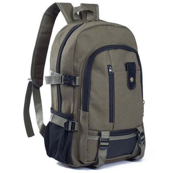 Travel Multi-functional Canvas Rucksack