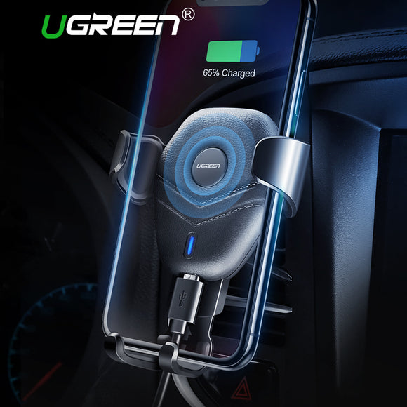 Fast Wireless Car Mount Charger