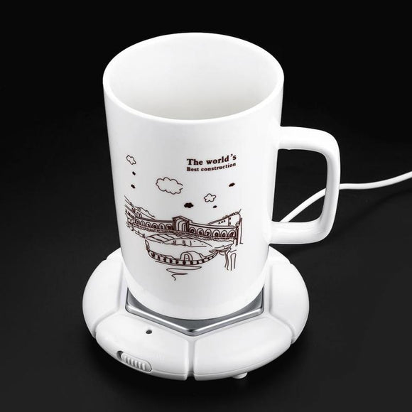 USB Desktop Mug Warmer