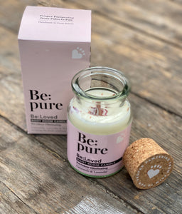 "Be:Pure ""pet odour"" candle"