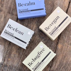 Be:Vegan shampoo bar