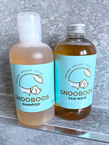 "Snooboos ""dog shampoo"" (natural-organic-vegan)"