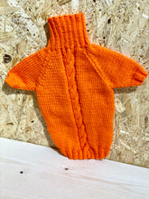 Load image into Gallery viewer, Hand knitted dog jumpers