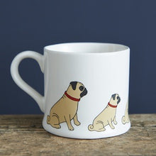 Load image into Gallery viewer, Pug mug