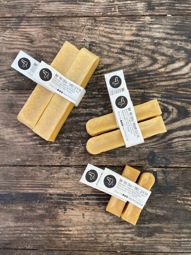 Long lasting Yak Chews 100% natural & organic chews