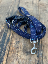"Load image into Gallery viewer, ""stars"" collars & lead by Barkley & Fetch"