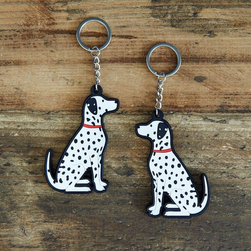 Dalmatian key ring by sweet William