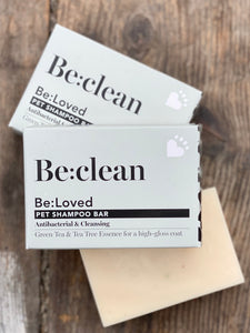 Be:Clean shampoo bar
