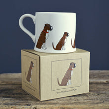 Load image into Gallery viewer, Boxer Dog Mug