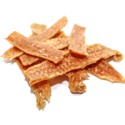 Chicken Jerky Healthy Cat or Dog Treat | 4Paws 1Pup