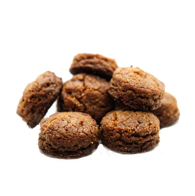 Peanut Butter & Banana Organic Cricket Dog Treat