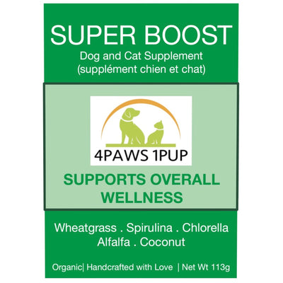 4Paws 1Pup Super Boost Cat or Dog Supplement
