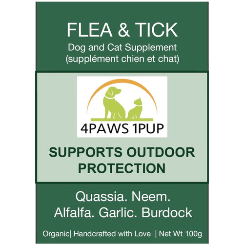 4Paws 1Pup Flea & Tick Cat and Dog Supplement